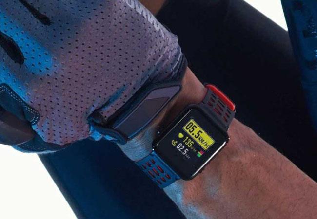Xiaomi presentó un smartwatch deportivo por debajo de los US$80