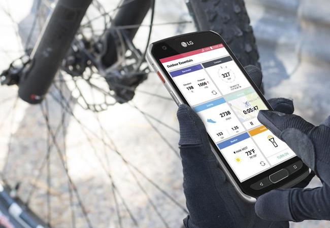 LG X Venture, un smartphone robusto y con