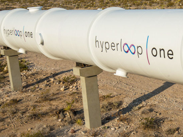 Hyperloop: Ruta NY - Washington DC en 29 minutos (y 500 km/h)