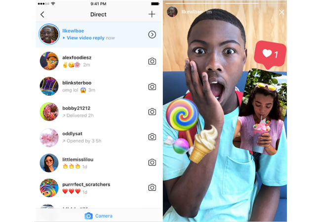 Instagram Stories Ahora Es Posible Responder A Las Historias Con