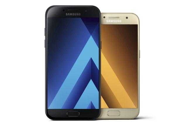 Samsung deslumbra con su Galaxy Note 8