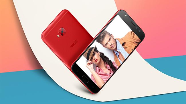 Asus ZenFone 4 Selfie Pro.