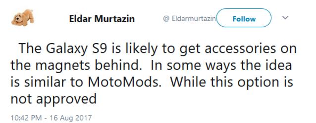 Traducción del tuit de Murtazin.