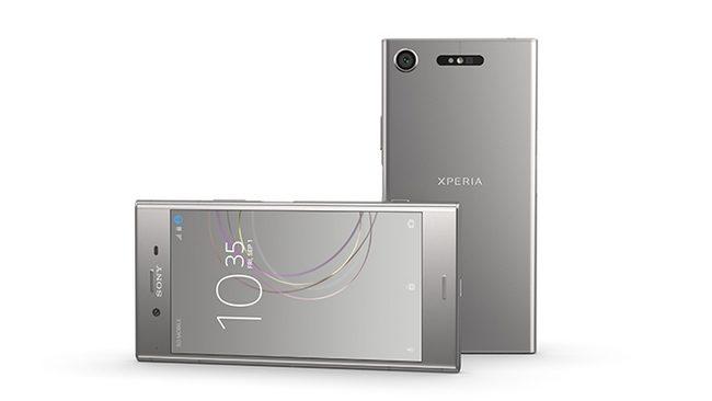 Nuevo Sony Xperia XZ con escáner 3D