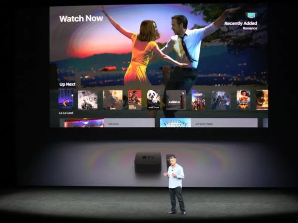 El nuevo Apple TV ahora es compatible con 4K y HDR