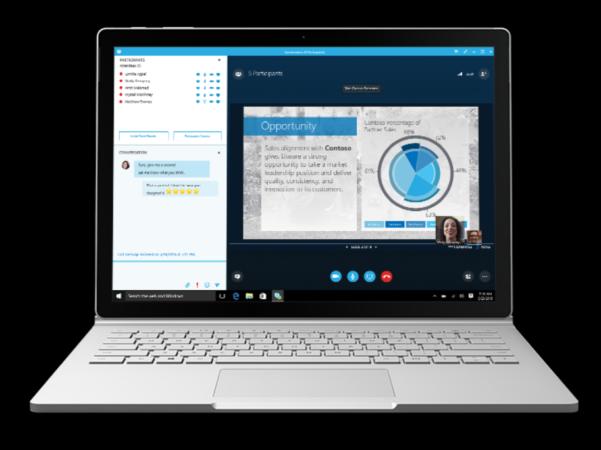 Cortana ahora funciona dentro de Skype en Android y iOS