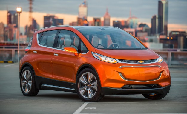Dos nuevos vehículos totalmente eléctricos serán presentados por GM
