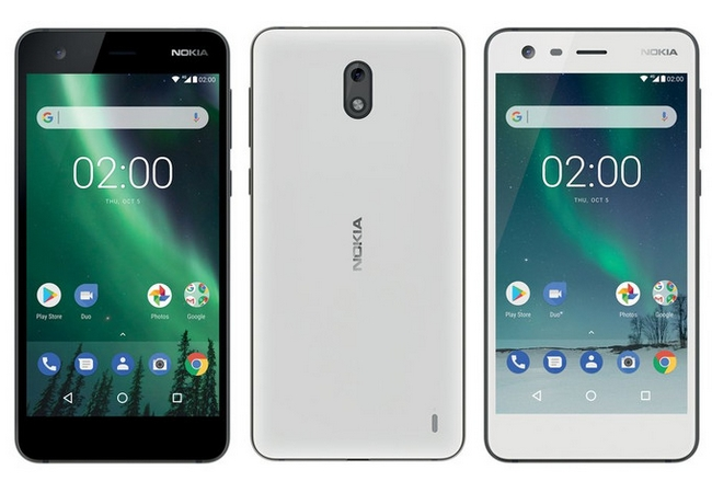 Nokia 2 el nuevo smartphone que promete hasta dos días de autonomía