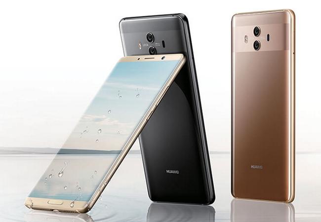 Mate 10 y Mate 10 Pro, nuevos equipos de Huawei