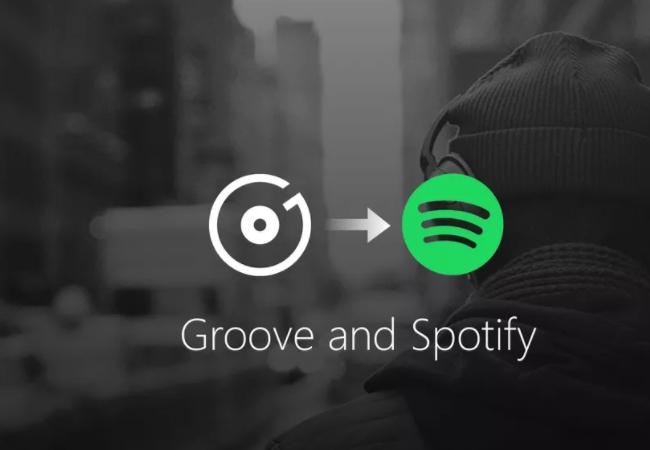 Microsoft cierra Groove Music y emigra a sus usuarios a Spotify