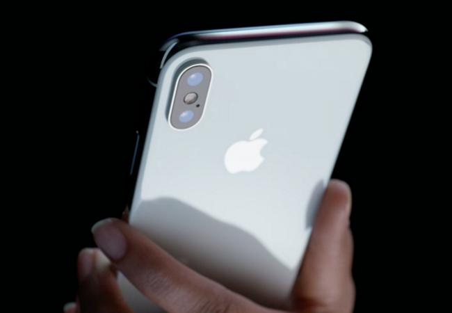 IPhone X es el teléfono
