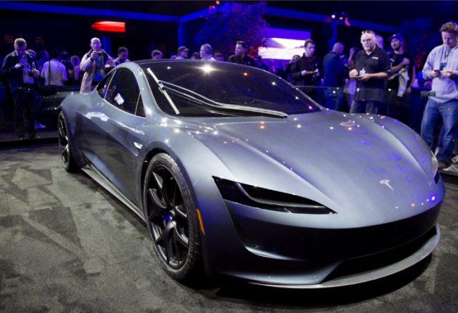 Conoce al Roadster, el nuevo auto deportivo de Tesla