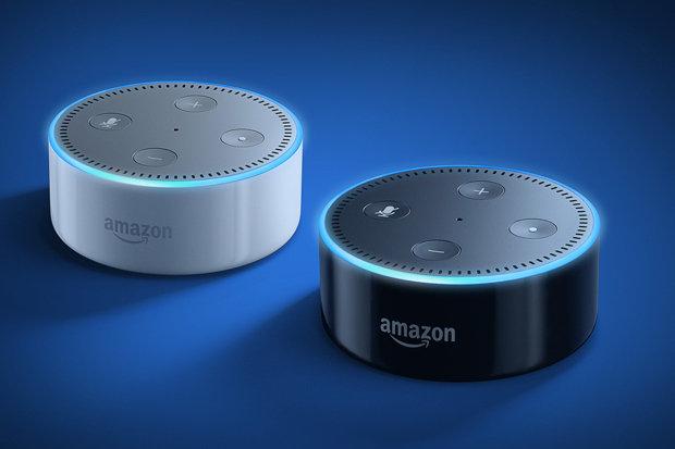 The Echo Dot fue el producto más vendido en toda Amazon en estas fiestas