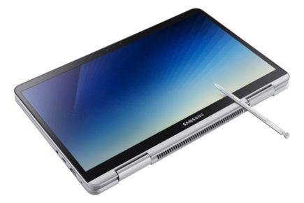 La pantalla puede rotarse en 360 grados y utilizar el equipo en modo tablet.