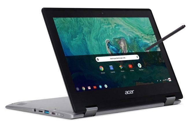 Acer presentó dos nuevas Chromebook con precios muy económicos
