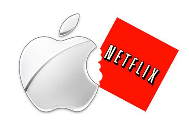 Apple podría comprar Netflix por $73 mil millones de dólares — Megafusión