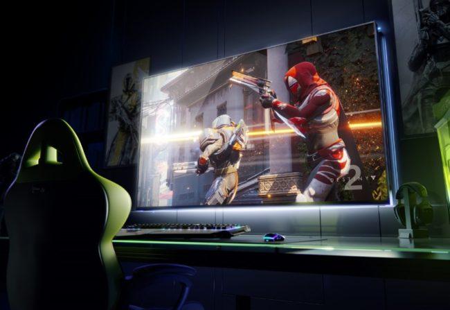 Nvidia sorprende en el #CES2018 con una pantalla para gamers