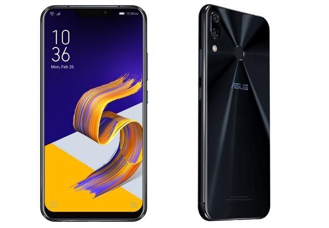 Asus revela sus nuevos smartphones en la MWC 2018