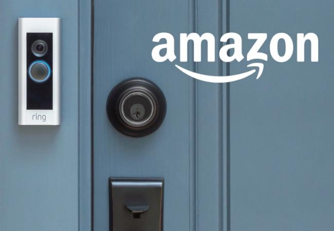 Amazon compra Ring, una aplicación móvil de portero electrónico