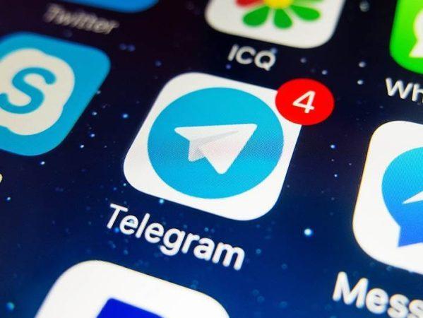 Apple sacó a Telegram del AppStore