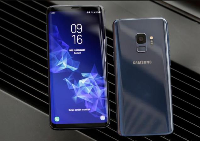 Seguridad potenciada en el Galaxy S9 — Intelligent Scan