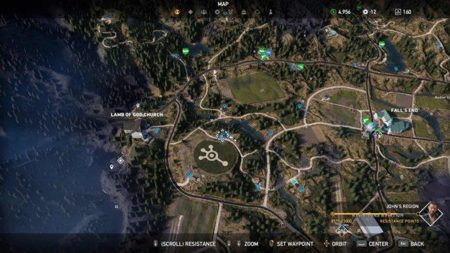 Far Cry 5 rompe récords de venta de la franquicia