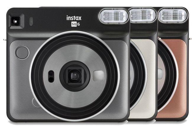 Aquí vemos los tres colores disponibles para la cámara, cuando debute en el mercado hacia fines de mayo.