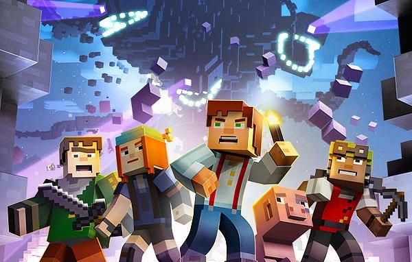 Netflix estrenará una serie interactiva de Minecraft: Story Mode