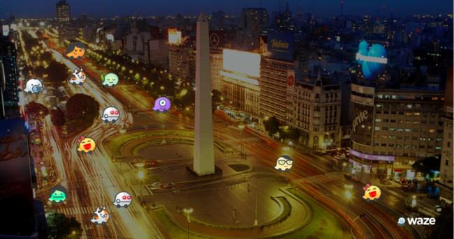 Waze Argentina