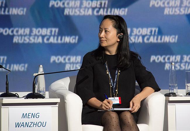 China convoca a embajador de EEUU por arresto de directora de Huawei