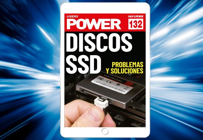 Tapa Informe USERS 132 Discos SSD Problemas y Soluciones