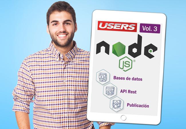 Tapa NODE.js Volumen 3