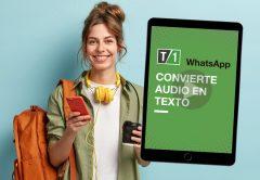 portada sobre convertir audio en texto
