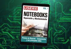 Tapa del ebook Notebooks Reparación y mantenimiento volumen 1