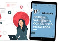 Imagen portada de como obtener varias apps con un solo instalador