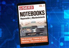 Tapa ebook Notebooks reparación y mantenimiento volumen 2