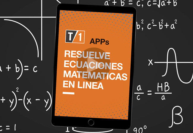 Imagen portada de nota de como resolver ecuaciones matemáticas online.