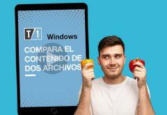 """Imagen portada de la nota """"compara el contenido de dos archivos"""""""