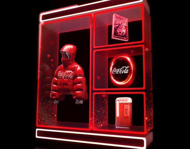 Coca Cola lanza colección NFT - RedUSERS