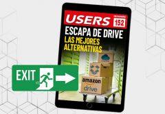 Tapa Informe USERS 152 Escapa de Google Drive
