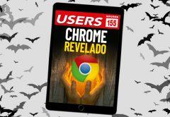 Tapa Informe USERS 155 Chrome revelado