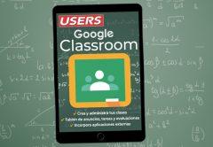 Tapa ebook Google Classroom