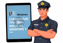 "imagen de portada de la nota ""como comprobar tpm para instalar Windows 11"""