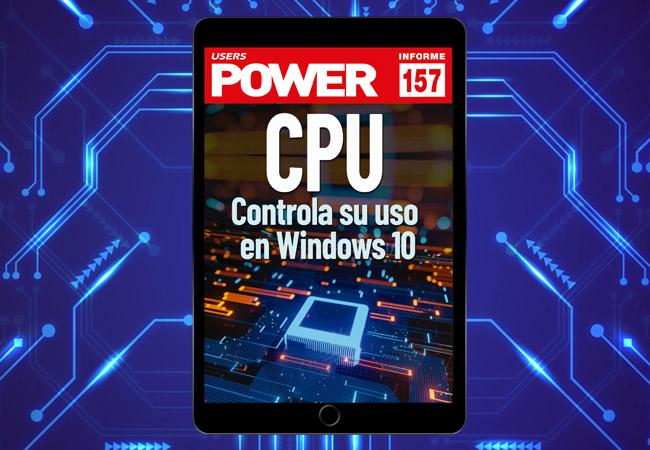 Tapa Informe USERS 157 CPU Controla su uso en Windows 10