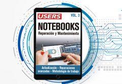 Tapa ebook Notebook Reparación y mantenimiento volumen 3