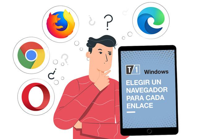 "Imagen de portada de nota ""como elegir el navegador para cada enlace"""