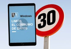 """Imagen poertada de nota """"limita el consumo de datos"""""""