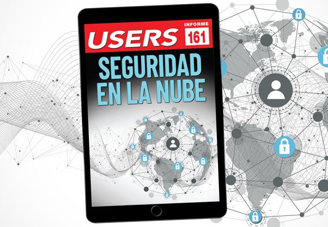 Tapa Informe USERS 161 Seguridad en la nube