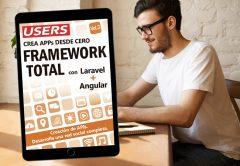 Framework Total Vol. 3 Laravel con Angular