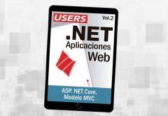 Tapa ebook .NET Aplicaciones Web Vol. 2